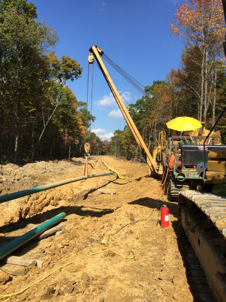 Patriot Inpsection Services - Pipeline Construction Management